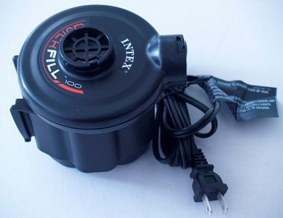 INFLATION ELECTRIC AIR PUMP FOR SPA 28421/28423, Intex 11961